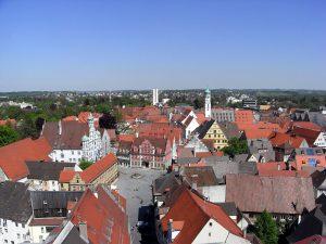 Memmingen © Thomas Mirtsch, Wikimedia.Commons (allgemeinfrei)