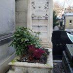 Am Grab von Nadia und Lili Boulanger. Paris 2009 © Susanne Wosnitzka