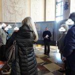 Meine erste eigene Ausstellung zur Musikgeschichte der Mozartzeit in Augsburg zur Semestereröffnung 2012. Goldener Saal Rathaus Augsburg © Susanne Wosnitzka
