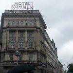 Hotel Kummer in Wien. Einstiger Wohnort von Ethel Smyth © Susanne Wosnitzka