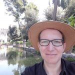 In Tivoli bei Rom 2017 auf Spuren Fanny Hensels © Susanne Wosnitzka