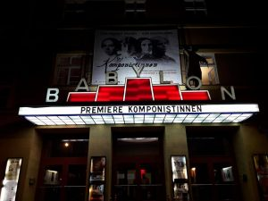 Premiere Komponistinnen im Babylon-Kino Berlin © Susanne Wosnitzka