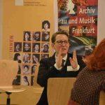 """Workshop zur Sichtbarkeit von Komponistinnen im Internet. mfm-Konferenz """"Und sie komponieren, dirigieren doch!"""" 2016 © Kornelija Rade"""