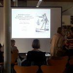 Vortrag in Memmingen © Susanne Wosnitzka