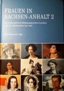 Deckblatt Lexikon mit Pichelt-Artikel © Susanne Wosnitzka