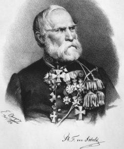 Philipp Franz von Siebold um 1875 © Wikimedia.Commons (gemeinfrei)
