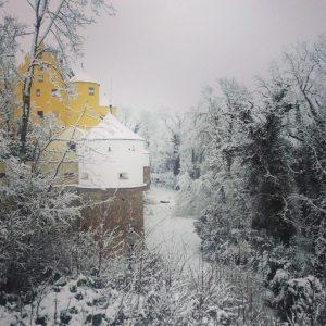Schloss Erbach mit Barockgarten © Susanne Wosnitzka 2014