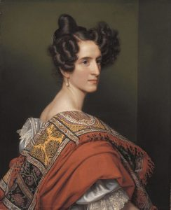 Katharina Sigl-Vespermann, Joseph Karl Stieler 1828 © Wikimedia.Commons gemeinfrei