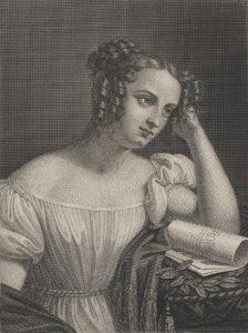 Wilhelmine Schröder-Devrient, Charles Auguste Schuler © Wikimedia.Commons gemeinfrei