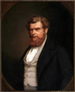 Robert Blum. Ölgemälde von August Hunger, um 1847 © Wikimedia.Commons (gemeinfrei)
