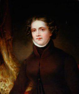 Anne Lister, Gemälde von Joshua Horner, ca. 1830 © wikimedia.commons (gemeinfrei)
