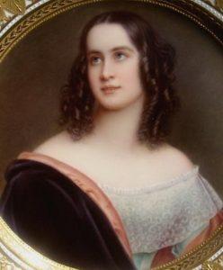 Elise List, gemalt von Joseph Karl Stieler © wikimedia.commons (gemeinfrei)