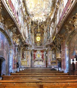 Asam-Kirche Sendlinger Straße © Berthold Werner CC BY-SA 3.0 wikimedia.commons