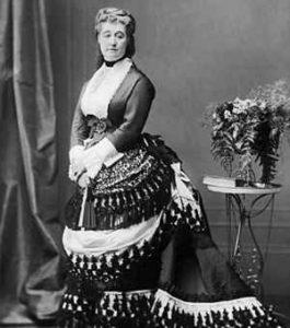 Eugénie de Montijo, Ex-Kaiserin von Frankreich © wikimedia.commons (gemeinfrei)