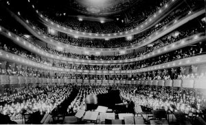 Metropolitan Opera 1937 © wikimedia.commons (gemeinfrei)