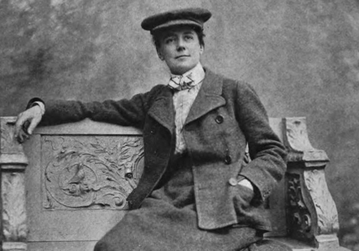 Ethel Smyth – Suffragette in München | #femaleheritage