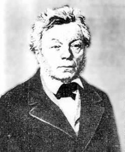 Karl Georg Christian von Staudt © wikimedia.commons (gemeinfrei)